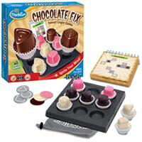 【 Think Fun 】巧克力拼盤 Chocolate Fix