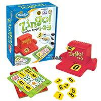 【 Think Fun 】數字賓果 123 Zingo ! 123