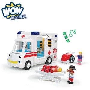 《英國 WOW toys》緊急救護車 羅賓 東喬精品百貨 - 限時優惠好康折扣