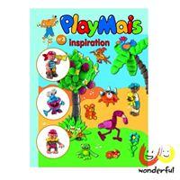 【Playmais】玩玉米創意黏土彩色創意教學本