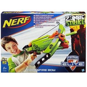 《 NERF 樂活打擊 》ELITE 系列 - 打擊者十字火弓
