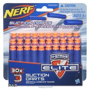 《 NERF 樂活打擊 》《 NERF 樂活打擊 》ELITE系列 - 吸盤子彈補充包