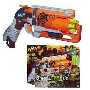 《 NERF 樂活打擊 》打擊者系列 - 狩獵重槌手槍