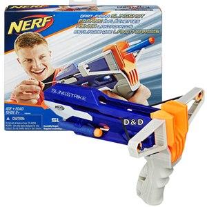 《 NERF 樂活打擊 》菁英系列 - 手腕彈射槍