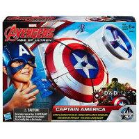 漫威英雄Marvel 周邊商品推薦《 MARVEL THE AVENGERS 》復仇者聯盟2 - 美國隊長星型盾牌