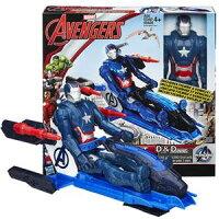 漫威英雄Marvel 周邊商品推薦《 MARVEL THE AVENGERS 》復仇者聯盟2 - 愛國者交通工具組