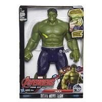 漫威英雄Marvel 周邊商品推薦《 MARVEL THE AVENGERS 》復仇者聯盟2 - 浩克聲光人物遊戲組