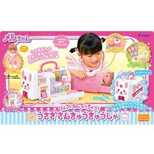 【 小美樂娃娃 】兔子救護車