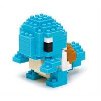 《NanoBlock迷你積木》【神奇寶貝系列】NBPM-004傑尼龜
