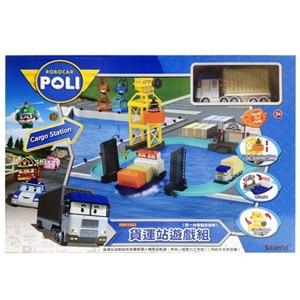 《 POLI 波力 》貨運站遊戲組