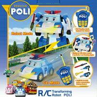 【 POLI 波力 】10 吋遙控變形波力