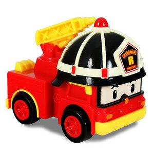 《 POLI 波力 》羅伊電動車 (需另購充電站遊戲組充電)