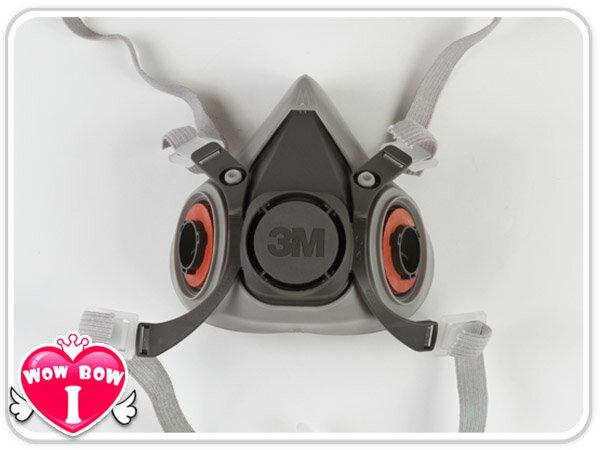 ♥愛挖寶♥【3M-6200】半面罩 防毒口罩 防毒面具 可搭配多種濾罐