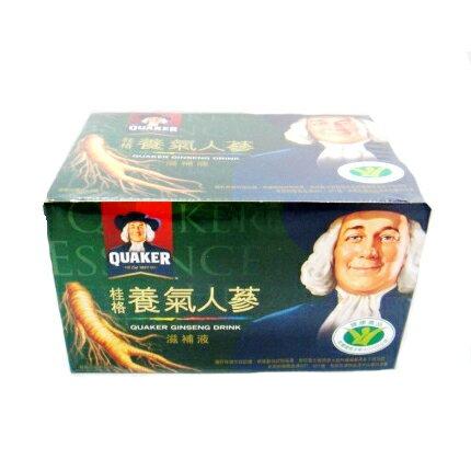 桂格 養氣人蔘 滋補液 (60ml*6入)