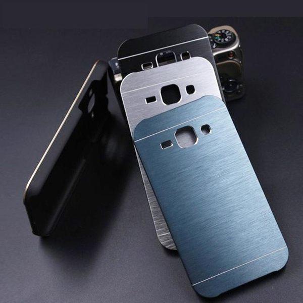 ☆三星Calaxy A5(2016) 金屬殼 金剛拉絲手機殼 Samsung A5100 金屬拉絲 二合一保護殼 背蓋