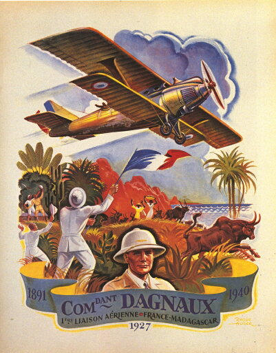 Commandant-Bagnaux-flies-long-distance-to-Madagascar-in-Breguet-XIX-famed-Military-airplane-Licensed-all-over-Europe-for-its-long-distance-capabi