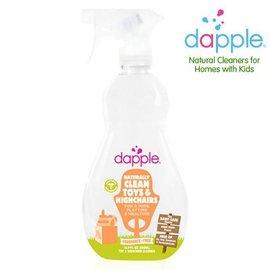 天然玩具清潔用品-Baby Joy World-【美國dapple】天然玩具清潔濆霧-無香味500ML (新包裝上市