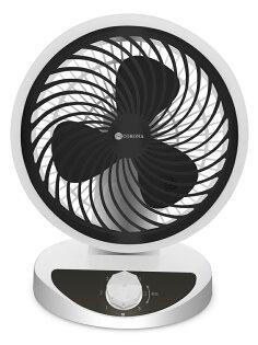 淘禮網CRN-CR1803CORONA360度旋鈕式空氣循環扇