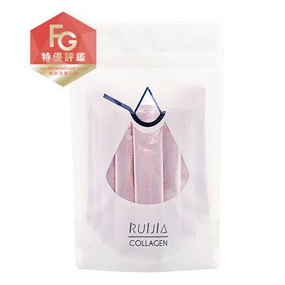 露奇亞 Ruijia 日本膠原蛋白 專利玫瑰多酚膠原蛋(1袋30包入) /效期2020 【淨妍美肌】