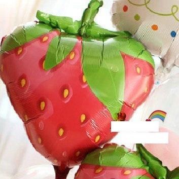 水果草莓氣球