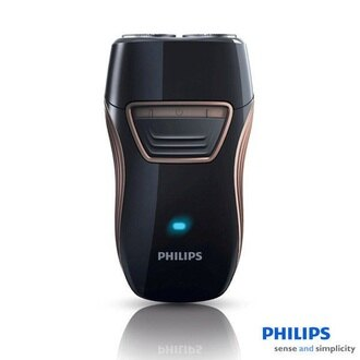 PHILIPS 飛利浦 雙刀頭充電式電鬍刀 PQ210 / PQ-210