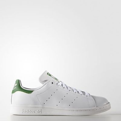 ADIDAS ORIGINALS STAN SMITH 白綠 男鞋 US 9 M20324 J