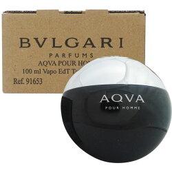 BVLGARI 寶格麗 豔陽水能量 男性淡香水 100ml Tester環保包裝 【A002883】《Belle倍莉小舖》