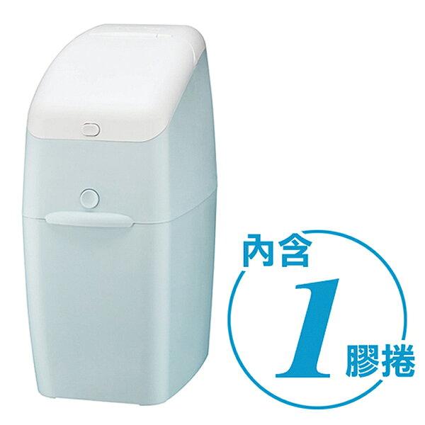 【麗嬰房】Aprica愛普力卡NIOI-POI強力除臭尿布處理器-迷迭藍BL
