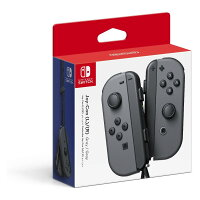 Nintendo Switch - Joy-Con - Gray - (Left/Right) Controllers
