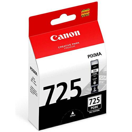 ~CANON 墨水匣~ PGI~725 BK 黑色 墨水匣