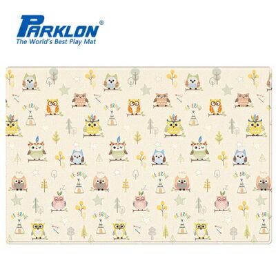 【麗嬰房】韓國 Parklon 帕龍 無毒地墊 Hi Living 系列-貓頭鷹