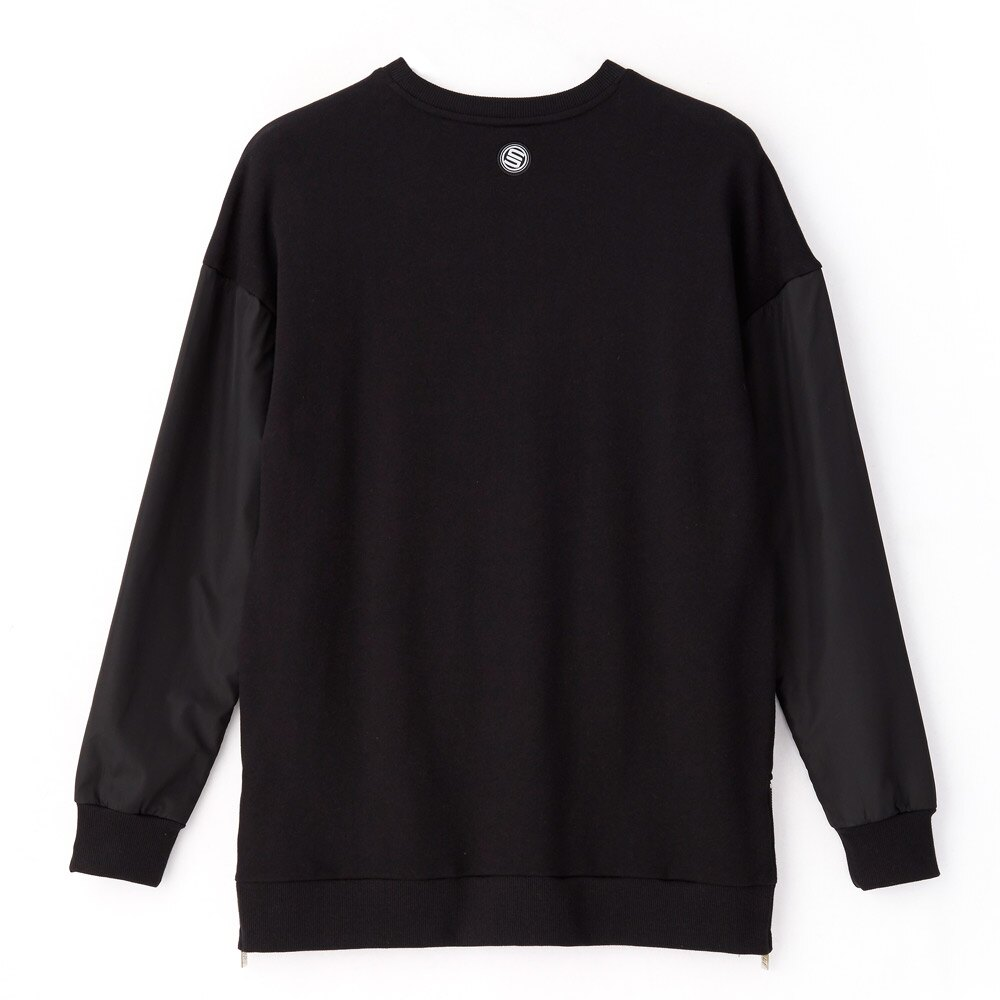 STAGE ARMOUR LS SWEATER 黑色 / 軍綠色 兩色 5
