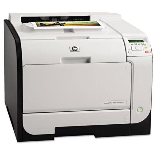 HP M451nw LaserJet Pro 400 Color Printer 2