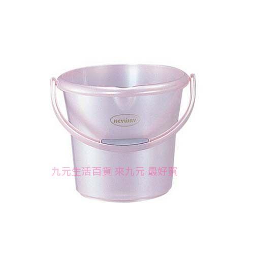 【九元生活百貨】聯府 WB-10 威尼斯水桶-中 WB10