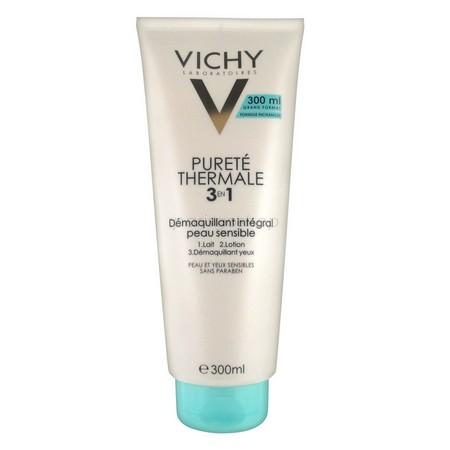 Vichy 薇姿 柔磁全面卸妝乳 深呼吸系列 300 ml【巴黎好購】 - 限時優惠好康折扣