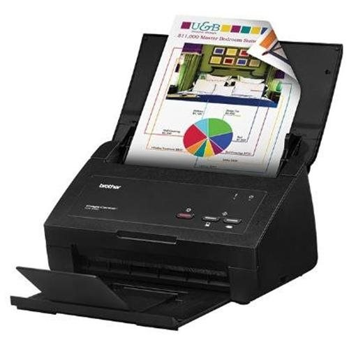 2PC8788   Brother ImageCenter ADS 2000 Sheetfed Scanner 0
