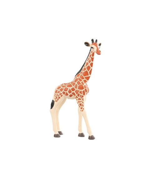 【淘氣寶寶】 美國 B.Toys 感統玩具 Terra 草原動物-長頸鹿