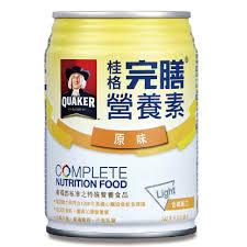 桂格完膳 完膳營養素(含纖配方原味) 24瓶/箱*6箱