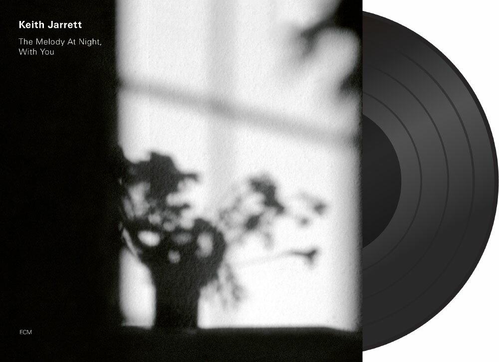 奇斯.傑瑞特:夜未央 Keith Jarrett: The Melody At Night, With You (Vinyl LP) 【ECM】 1