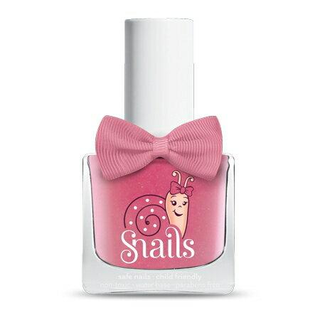 【安琪兒】法國【Snails希臘神話 】兒童水性無毒指甲油-小粉紅 - 限時優惠好康折扣