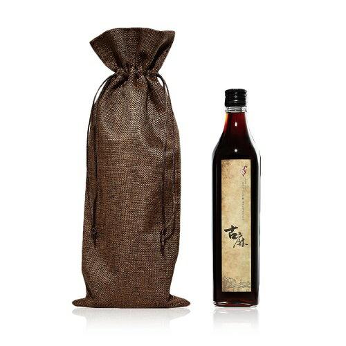 古麻 頂級台灣白芝麻油520ml x3瓶