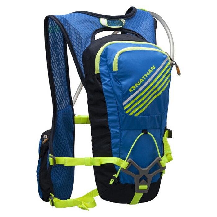 Grit戰鬥水袋背包(2L)藍-NA5034NEBY