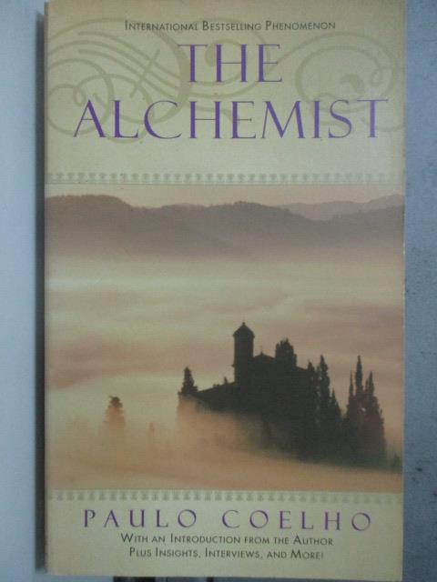 ~書寶 書T1/原文小說_JFL~The Alchemist_Coelho Paulo ~