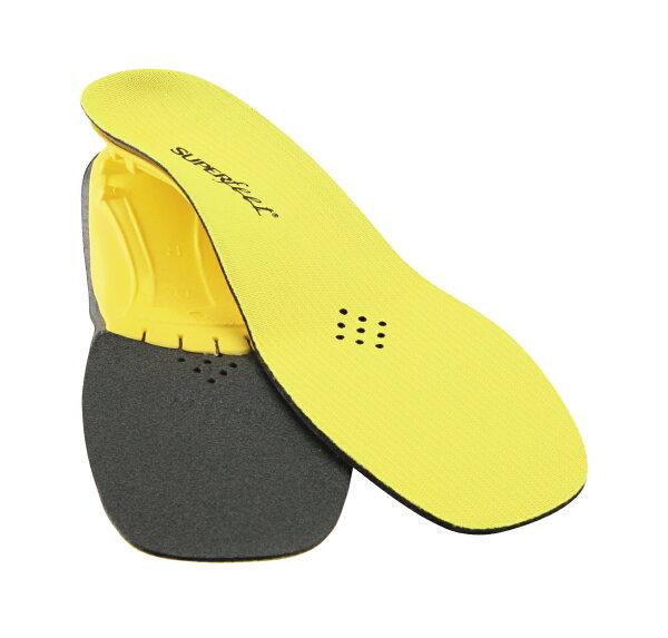 ├登山樂┤美國Superfeet黃色鞋墊44008-D黃色#440080