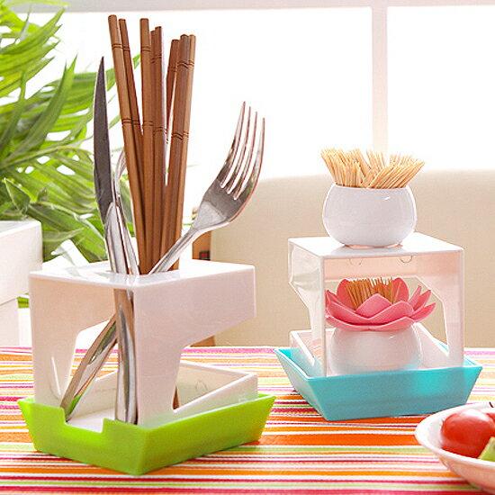 ♚MY COLOR♚多功能廚房鍋蓋架 湯勺 餐具 置物 瀝水 通風 砧板 刀架 菜板 支架 瀝乾【H20】