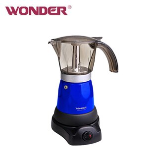 WONDER旺德電熱式摩卡壺WH-L02M【展示良品】【三井3C】