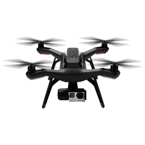 3DR Solo Quadcopter (No Gimbal) - Battery Powered - 0.42 Hour Run Time - 2641.08 ft Operating Range 0
