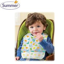 美國【Summer Infant】環保拋棄式圍兜20入