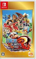 NS 海賊王航海王無限世界 赤紅 豪華版 -中文日文日版- One Piece Red Switch