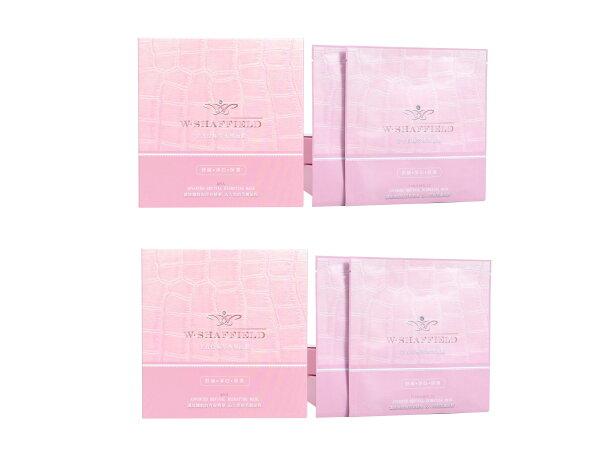 夏菲爾(2盒1組)【全方位極萃水導面膜6片盒】舒緩敏感肌膚、保濕、淨白